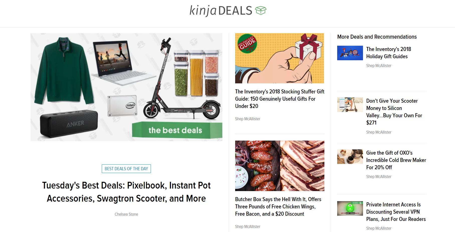 kinjia-deal聚合信息