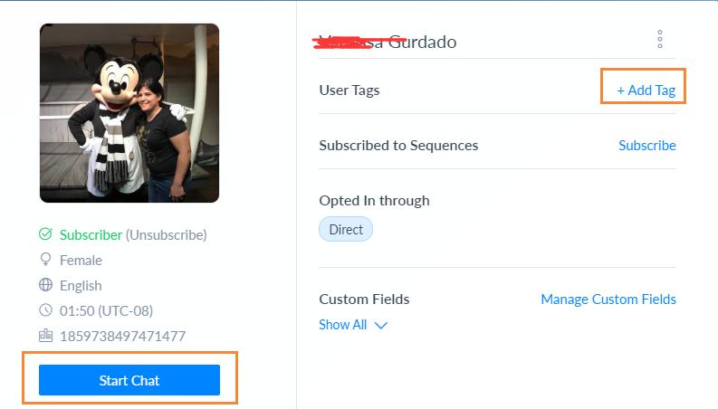 用户标签添加