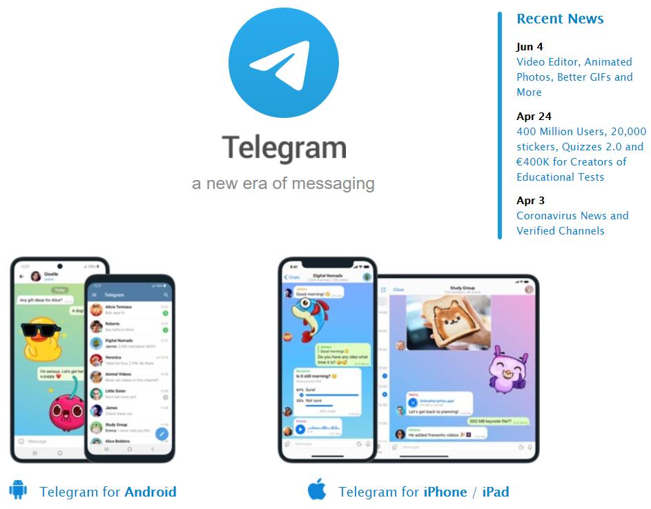 telegram发帖